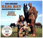 Die große Karl May Soundtrack-Box, 3 Audio-CDs
