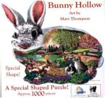 Bunter Hase (Formpuzzle)