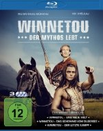 Winnetou - Der Mythos lebt, 3 Blu-ray
