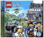 LEGO City - Vulkane, 1 Audio-CD