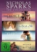 Nicholas Sparks - The Collection, 4 DVD