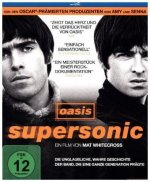 Oasis: Supersonic, 1 Blu-ray