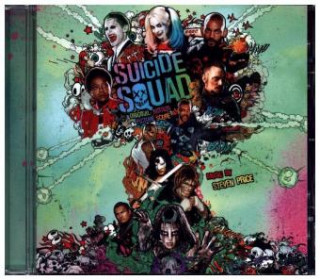 Suicide Squad, 1 Audio-CD (Soundtrack)