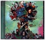 Suicide Squad, 1 Audio-CD (Soundtrack)