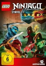 LEGO Ninjago. Staffel.7.1, 1 DVD