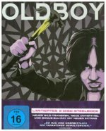 Oldboy, 2 Blu-ray (Limited SteelBook)