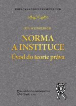 Norma a instituce - Úvod do teorie práva