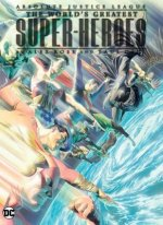 Absolute Justice League The World's Greatest Superheroes By Alex Ross & Paul Dini (New Edition)