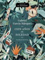 Cien Anos de Soledad: Illustrated Fiftieth Anniversary Edition of One Hundred Years of Solitude