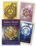 Native Heart Healing Oracle: 42 Sacred Mandalas for Raising Your Vibration