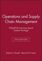 Operations and Supply Chain Management, 9e Wileyplus Learning Spacestudent Package