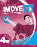 Move It! 4B Split Edition & Workbook MP3 Pack