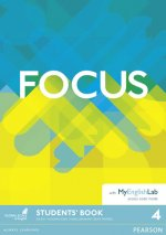 Focus BrE 4 Student´s Book & MyEnglishLab Pack