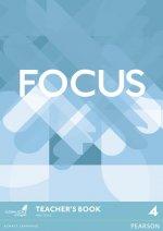 Focus BrE 4 Teacher's Book & MultiROM Pack
