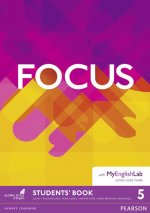 Focus BrE 5 Students´ Book & MyEnglishLab Pack