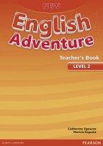New English Adventure 2 Teacher's Book