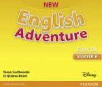 New English Adventure Starter B Class CD