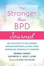 Stronger Than BPD Journal