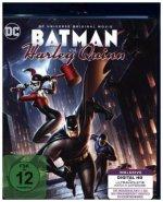 Batman und Harley Quinn, 1 Blu-ray