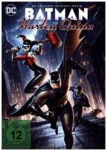 Batman und Harley Quinn, 1 DVD