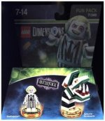 LEGO Dimensions, Fun Pack, Beetlejuice, 2 Figuren