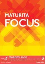Maturita Focus Czech 3 Students' Book
