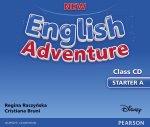 New English Adventure Starter A Class CD