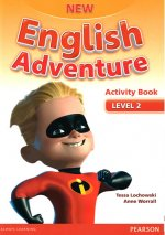 New English Adventure 2 Activity Book w/ Song CD Pack