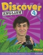 Discover English CE 4 Students' Book