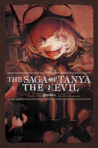 Saga of Tanya the Evil, Vol. 2 (light novel)