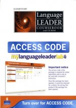 Language Leader Elementary Coursebook and CD-ROM and LMS and Access Card Pack