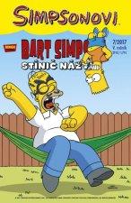 Bart Simpson Stínič názvu
