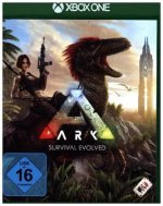 ARK, Survival Evolved, 1 Xbox One-Blu-ray Disc