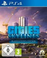 Cities, Skylines, 1 PS4-Blu-Ray Disc