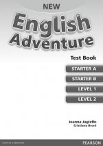 New English Adventure Tests