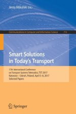 Smart Solutions in Today's Transport
