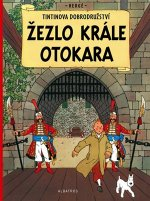 Tintin Žezlo krále Otokara