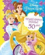 Princezna Velká kniha puzzle