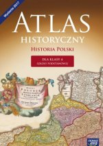 Atlas historyczny Historia Polski dla klasy 4