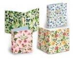 Segregator A4 Pigna Nature Flowers 4 zaczepy mix wzorów
