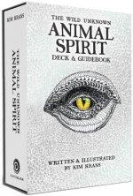 Wild Unknown Animal Spirit Deck and Guidebook (Official Keepsake Box Set)