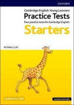 Cambridge English Qualifications Young Learners Practice Tests: Pre A1: Starters Pack