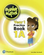 Power Maths Year 1 Pupil Practice Book 1A