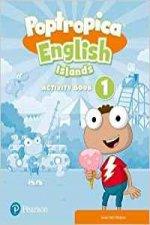 Poptropica English Islands Level 1 Handwriting Activity Book