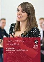 CIMA BA3 Fundamentals of Financial Accounting : Coursebook