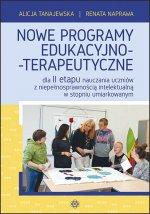 Nowe programy edukacyjno-terapeutyczne