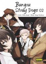 BUNGOU STRAY DOGS 02