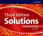 Solutions: Pre-Intermediate: Class Audio CDs