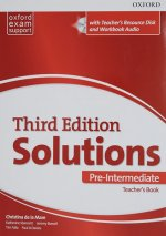 Solutions: Pre-Intermediate: Teacher's Pack