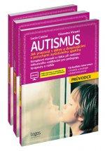 Autismus - Průvodce + Pracovní kniha 1 + Pracovní kniha 2
